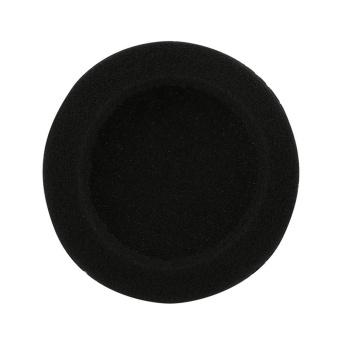 10 pcs 60mm Foam Pads Ear Pad Sponge Earpads Head Cover For Headset - intl - 2