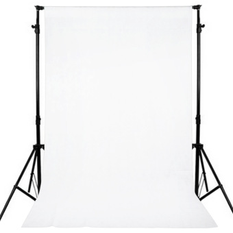 10 x 5FT Photography Background Non-woven Fabrics Backdrops (White) - Intl
