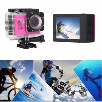 1080P Sports Cam 12MP HD DV Action Waterproof 30M Sports Camera - 2
