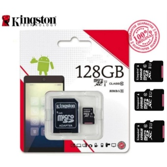 128GB Micro SD Card 128GB MicroSDXC Memory Card Class 10 Mini SD Card MicroSDHC TF Card 128GB for Smartphone - intl