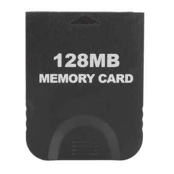 128MB Memory Card (2043 Blocks) Designed for Nintendo Gamecube& for Wii Console System Storage GC - intl