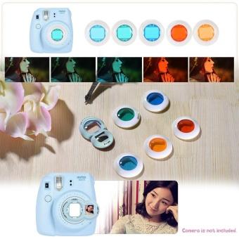 13 in 1 Accessories Kit for Fujifilm Instax Mini 8/8+/8s/9 IncludeCamera Case/Strap/Sticker/Selfie Lens/Colored Filter/Album/PhotoFrame/Border Sticker/ Corner Sticker/Pen - intl - 4