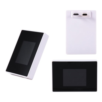 1.5 Inch White TFT External LCD Display Screen Accessory For XiaoMiYi Action Sports Camera - intl