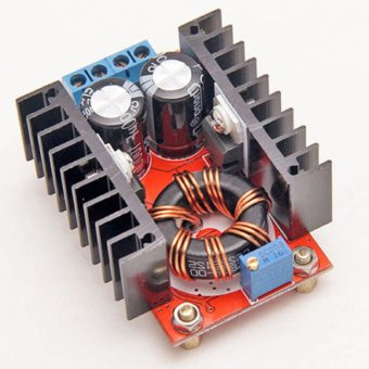 150W DC 10~32V to DC 12~35V Boost Converter Adjustable Step Up Power Supply Module - intl