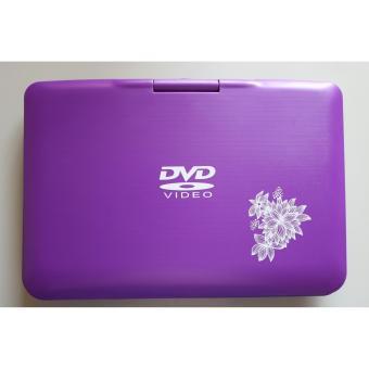 15.8'' SUPER CLEAR DIGITAL SCREEN PORTABLE DVD PLAYER - 4