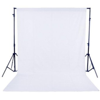 1.6 x 3M / 5 x 10FT Photography Studio Non-woven Backdrop / Background Screen (White) (Intl)