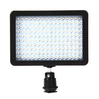 160 LED Photo Video Camera Flash Strobe Light Lamp for Canon NikonSony DV - intl