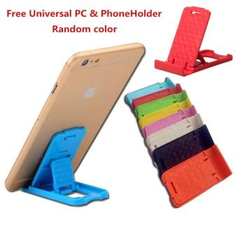 16GB i-Easy Drive Smart phone U Disk/3 in 1 Otg Usb Flash Drive ForiPhone 5/6s/6 plus/7/7 plus iPad PC+Mobile phone bracket + usbflash cable_gold - intl - 5