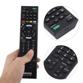 1Pc Fashionable Remote Replacement Controller For Sony LCD LEDSmart TV RM-ED047 - intl