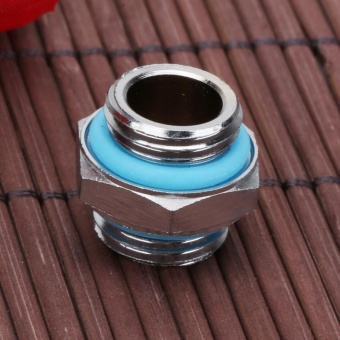 1pc G1/4 Dual External Thread Tube Connector for PC Water CoolingSystem - intl - 4