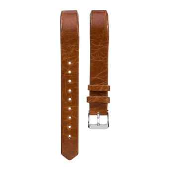 1pc Replacement Leather Watchband for Fitbit Alta/Alta HR - intl