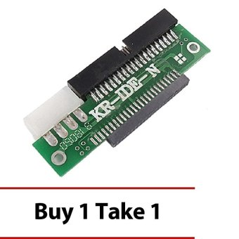 "2.5"" IDE to 3.5"" IDE 40Pin Adapter Buy 1 Take 1"