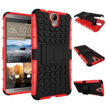 2-in-1 Shockproof Stand Cover Case for HTC One E9 Plus (E9+) - intl