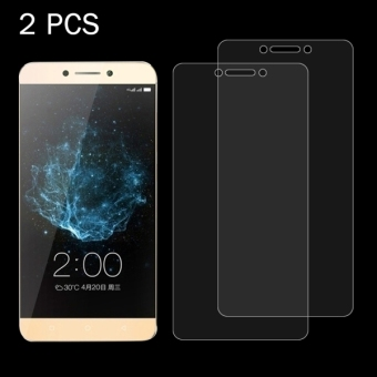 2 PCS Letv Le 2 0.26mm 9H Surface Hardness 2.5D Explosion-proofTempered Glass Screen Film Price Philippines