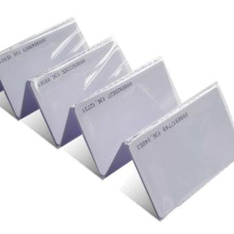 20 pcs x 0.8mm RFID EM Cards EM Card 125k Frequency White Thin CardPrintable with serial numbers, EM Card