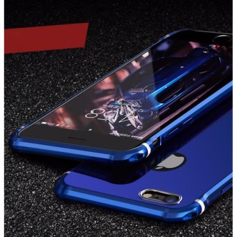 2017 JBL For Apple iPhone 7 Plus Ultra thin Case Luxury PlatingAluminum Alloy Frame Mirror Back Cover Phone Cases - intl Price Philippines