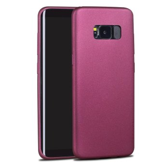 2017 X-Level New TPU Phone Case For Samsung Galaxy S8 Ultra thinProtective Back Cover Phone Case - intl