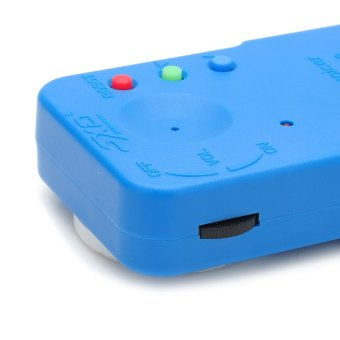 206a Handheld Telephone Voice Changer - Blue - 3