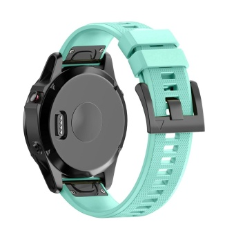 22mm Quick Install Easyfit Soft Silicone Band Strap with Tools for Fenix 5 / Forerunner 935 GPS Watch - intl - 4