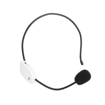 2.4G Wireless Microphone Megaphone Headset Radio Mic For SpeechTeaching Tour Guide - intl - 3