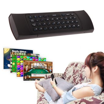 2.4GHz Fly Air Mouse Wireless Keyboard Remote for M8 MX MXQ MX3 T8XBMC - intl - 3