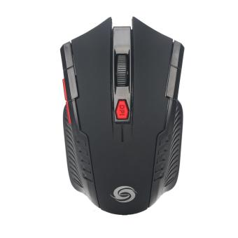 2.4Ghz Mini Wireless Optical Gaming Mouse Mice& USB ReceiverFor PC Laptop - intl Price Philippines