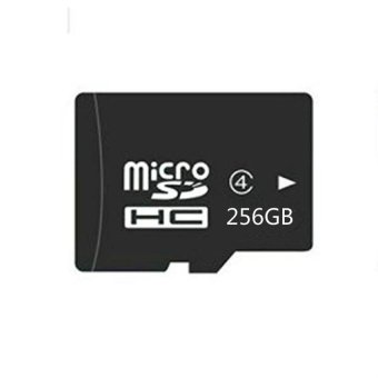 256GB Micro Sd Card /TF card for Mobile Phone smart phone Mp3 Mp4Camera - intl Price Philippines
