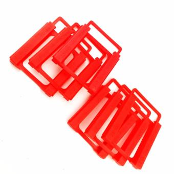 2pcs 2.5 to 3.5 HDD Mounting Bracket  Holder Plastic