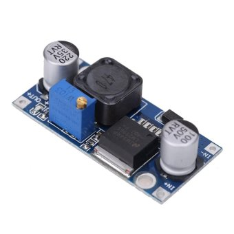 2pcs DC-DC 3A Buck Converter Adjustable Step-Down Power SupplyModule LM2596S - intl - 4