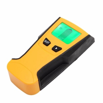 3 in 1 LCD Stud Center Finder AC Live Wire Detector Metal Scanner Hot - intl - 2