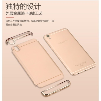 3 in 1 PC Protective Back Cover Case For OPPO A37 Neo9 intl .