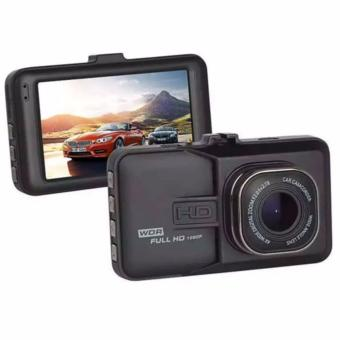 3 Inch Full HD 1080P Dash Cam Hands-Free Night Vision Car CameraRecorder DVR (Black)