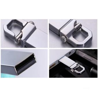 32GB USB 3.0 Hot Sale Waterproof Usb Flash Drive Mini Metal Pen Drive Metal usb Flash Memory Stick-gold - intl - 5