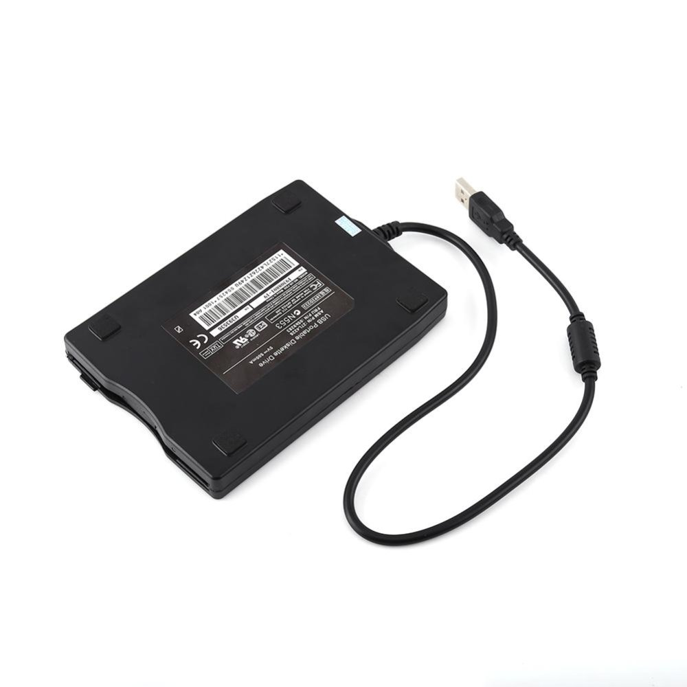 Flash Sale 3 5 USB External Floppy Diskette Disk Drive Portable 1 44MB .