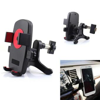 360? Car Air Vent / CD Slot Mount Holder For Mobile Phone GPS -intl