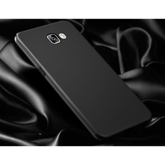 360 Degree Protective Case Ultra Thin PC Hard Case for SamsungGalaxy A7 2017(Black) - intl