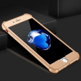 360 Shockproof Case for Apple iPhone 6 / 6s (gold)