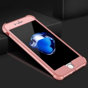 360 Shockproof Case for Apple iPhone 6 / 6s (rose gold)