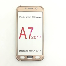 ... Front Full Cover Anti-blue light Color Tempered Glass Screen Protector Film. Source · 360 Shockproof Case For Samsung Galaxy A7 2017 (Gold) with ...