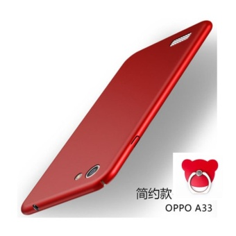 360 ultra-thin matte PC hard Cover Case For OPPO A33(NEO 7(