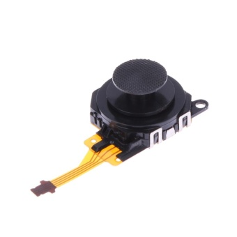 3D Button Analog Joystick Stick Repair Replacement for Sony PSP3000 Consol - intl