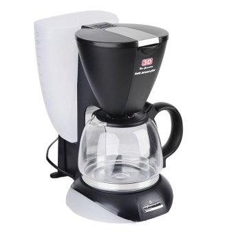 3D CM-2027 1.25L Coffee Maker (Black) - picture 2
