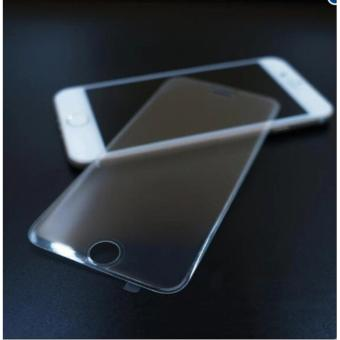 3D Curved Full Cover Tempered Glass Screen Protector For iPhone 6PLUS(CLEAR)