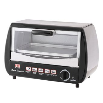 3D OT-707 Oven Toaster (Black) Price Philippines