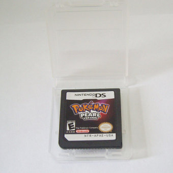 3DS Lite 2DS/3DS/DSI/DS For Pokemon Nintendo DS Pearl Version GameCard For Fans