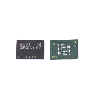 3pcs/lot Brand New For Samsung N5100 eMMC programmed with firmwareNAND flash memory IC chip