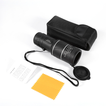 40 x 60 HD Night Vision Green Film Monocular - intl