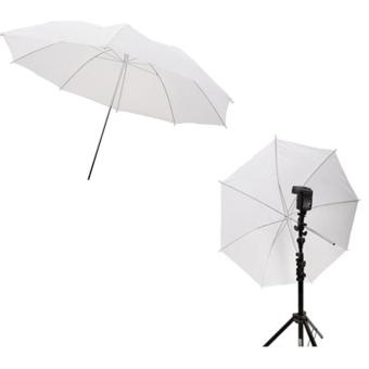 40in / 103cm Studio Flash Translucent White Soft Umbrella