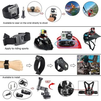 44-in-1 Accessories for GoPro HERO 5 Session 4 3+ 3 2 1 - intl - 4