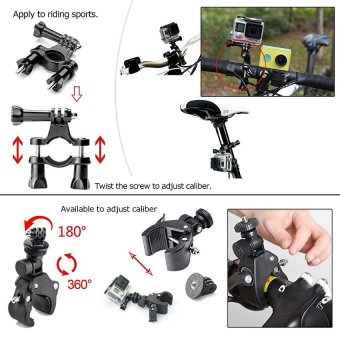 44-in-1 Accessories for GoPro HERO 5 Session 4 3+ 3 2 1 - intl - 5